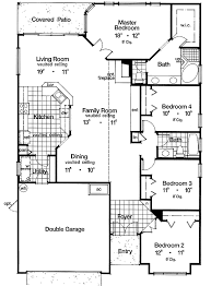 big houses floor plans big house feel in a narrow design 63079hd architectural