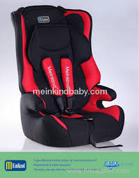 safety children car seat from china manufacturer fujian meinkind