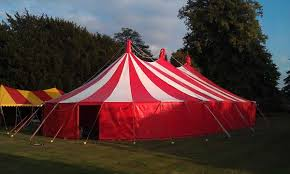 circus tent rental big top hire circus shows marquee hire