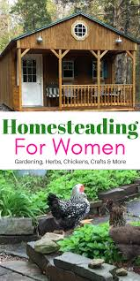 hello and welcome to homesteading for women homesteads keeping