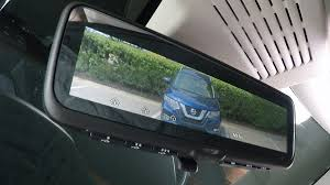 nissan armada quality problems nissan makes the rear view mirror smarter hooniverse