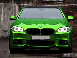 green bmw bmw f10 chrome green youtube
