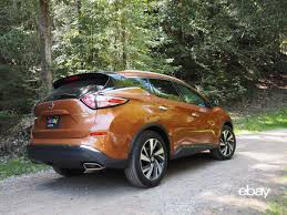 nissan murano tire size review 2015 nissan murano ebay motors blog