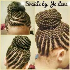 images of black braided bunstyle with bangs in back hairstyle 109 best jo lene gentle braids natural hair care images on
