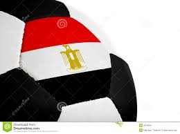 Egypts Flag Egyptian Flag Football Stock Photo Image Of Africa 3214934