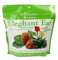 amazon com winchester gardens elephant ear fertilizer bag 1