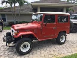 1977 toyota land cruiser 1977 toyota land cruiser for sale in jersey carsforsale com