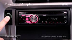 jvc mobile car audio receiver