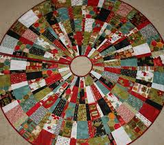 thanksgiving quilt patterns 20 free quilted christmas tree skirt patterns guide patterns