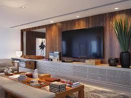 home theater family room design lifestyle carioca nesse projeto de um apartamento na vieira souto
