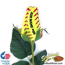 softball ribbon by the yard softball flowers