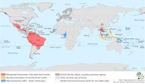 American Samoa Map Zika Facts Zika Virus Map