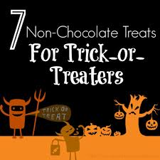 7 non chocolate halloween treats for trick or treaters livin