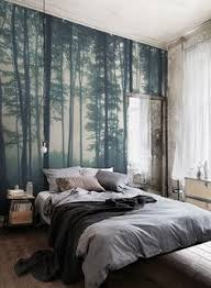 Into The Woodlands Wallpaper Mural Forest Wallpaper Beautiful - Wall paper interior design