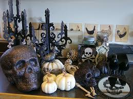 25 cool black and white halloween decorations ideas magment top
