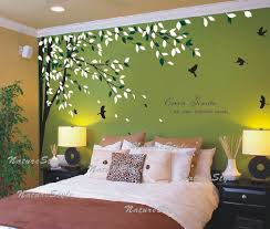 Wall Decal For Kids Room by Wall Decal Branch With Flying Birds Vinyl Baby Wall Decal For