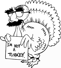thanksgiving printable coloring pages free