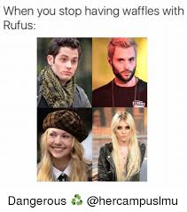 Flyers Meme - when you stop having waffles with rufus flyers dangerous