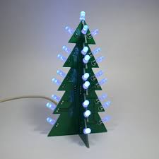 diy star flashing 3d led light decoration christmas tree sales