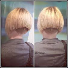 layered buzzed bob hair 100 best buzzed napes images on pinterest hair styles short
