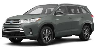 amazon com 2017 toyota highlander reviews images and specs