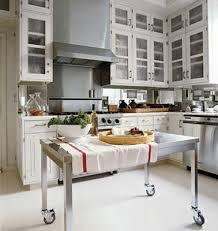 mirrored backsplash in kitchen mirrored backsplashes a breath of fresh air apartment therapy