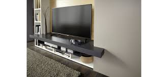 Wohnzimmerschrank Fernseher Versteckt Tv Mbel Mit Schiebetr Fabulous Das Bild Zeigt Eine Vom Bcherregal