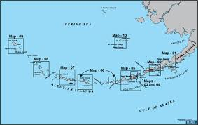map of aleutian islands welcome to the aleutian subarea places of refuge home page