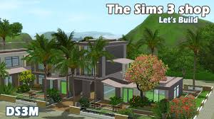 Home Design Career Sims 3 The Sims 3 House Open For Business Shop From Let U0027s Build