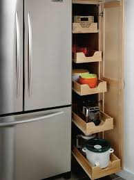 pantry options and ideas for efficient kitchen storage http