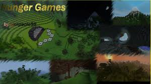Adventure Map Hunger Games Adventure Map Minecraft Project