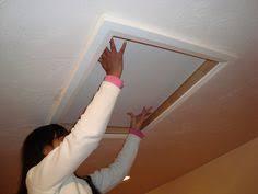 air seal the attic access door conservation pinterest attic