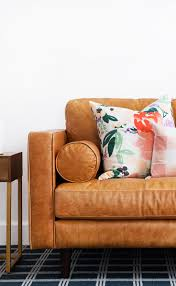 Camel Leather Chair Sven U0027charme Tan U0027 Sofa Article Wd At Home Pinterest Tan