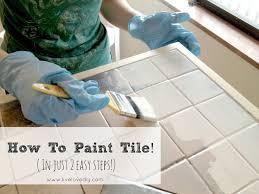 best 25 painting tile countertops ideas on pinterest tile
