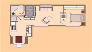 floor plan 500 sq ft house youtube