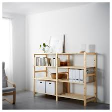 Menards Shelving Ivar 2 Section Shelving Unit Ikea