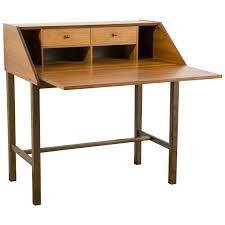 Secretary Desk With Hutch For Sale by Scandinavian Modern Secretary Desk At 1stdibs