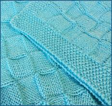 free knitting pattern quick baby blanket knit and stitch blog from black sheep wools blog archive free