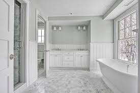 Cottage Wainscoting Home Desaign
