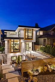 Ultra Green Modern House Design With Japanese Vibe In Vancouver - Modern japanese home design