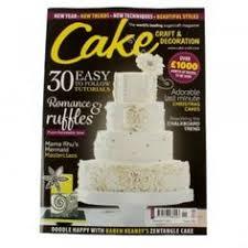 Cake Decorating Magazine Issues Cakedecorating Magazine Issue 26 With Free Silicone Seashell Mould