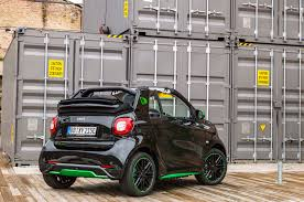 2017 smart fortwo electric drive gets price cut motor trend