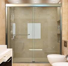 How To Install A Shower Door On A Bathtub How To Install Shower Door Image Of Sliding Shower Doors Design