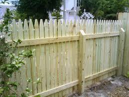 different types of fences rolitz