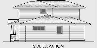 2 Story House Plans With Master On Main Floor Prairie House Plans Hood River House Plans 10160