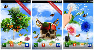 best apk for android free sky flowers hd 1 2 best free android live wallpaper apk