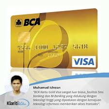 bca gold card 7 best info kartu kredit images on pinterest cards gold and yellow