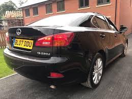 lexus cars sheffield lexus is220 2 2 diesel 188bhp 2007 bargain in