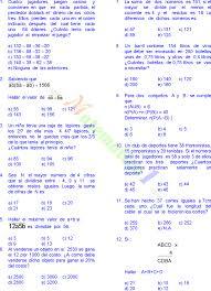 problemas razonados para cuarto grado matemáticas 30 ejercicios resueltos de sexto grado de primaria 1 gif
