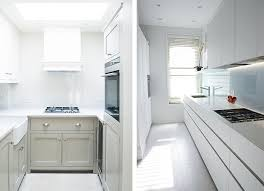 narrow kitchen design ideas emejing narrow kitchen design ideas contemporary new house